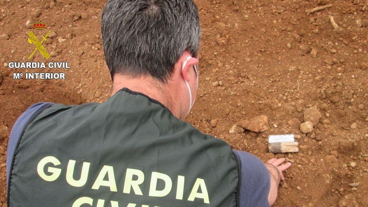 Unos niños encuentran una granada de la Guerra Civil en Tarragona