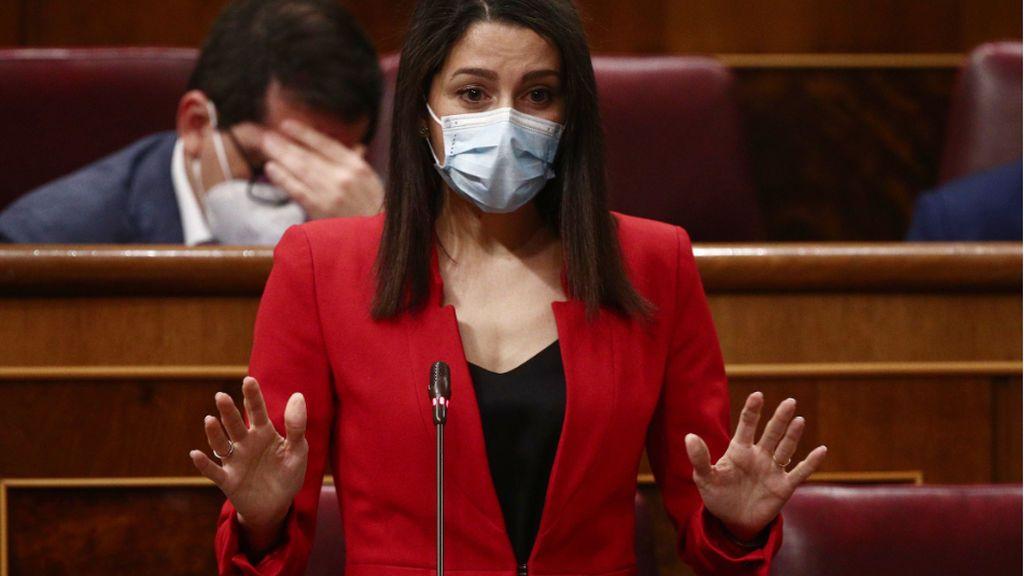 Todas las reacciones y silencios de la cúpula de Ciudadanos: desde Arrimadas a Aguado hasta Toni Cantó