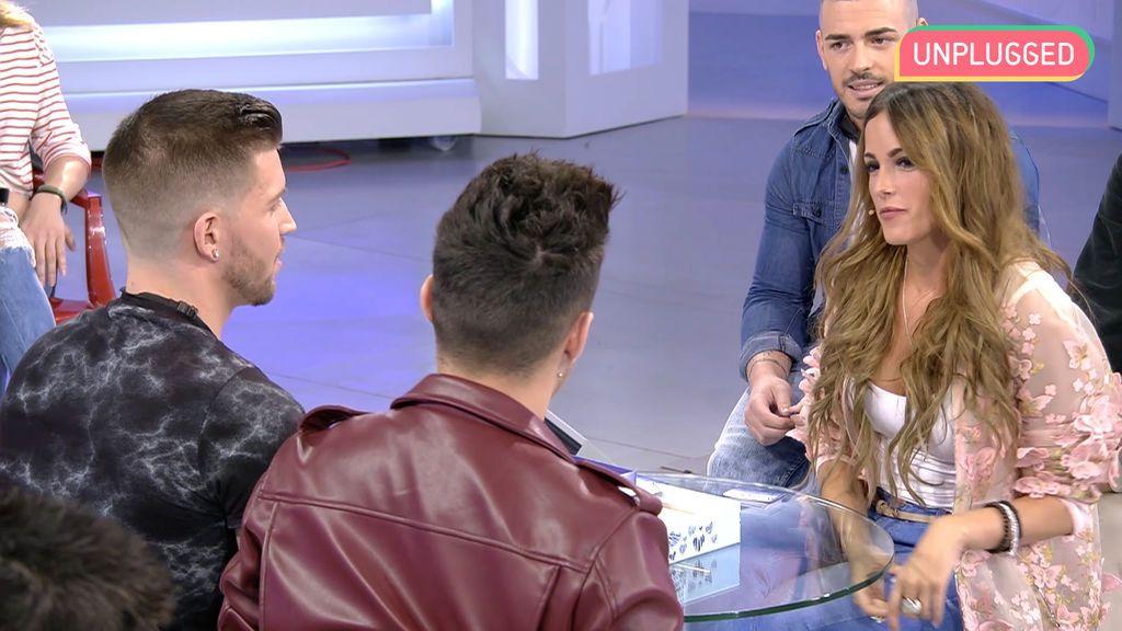 Manuel 'LIDLT 3' y Marta Granero en 'MyHyV'