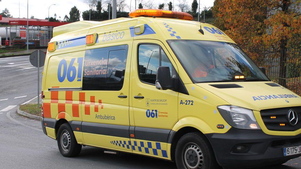 Ambulancia A Coruña