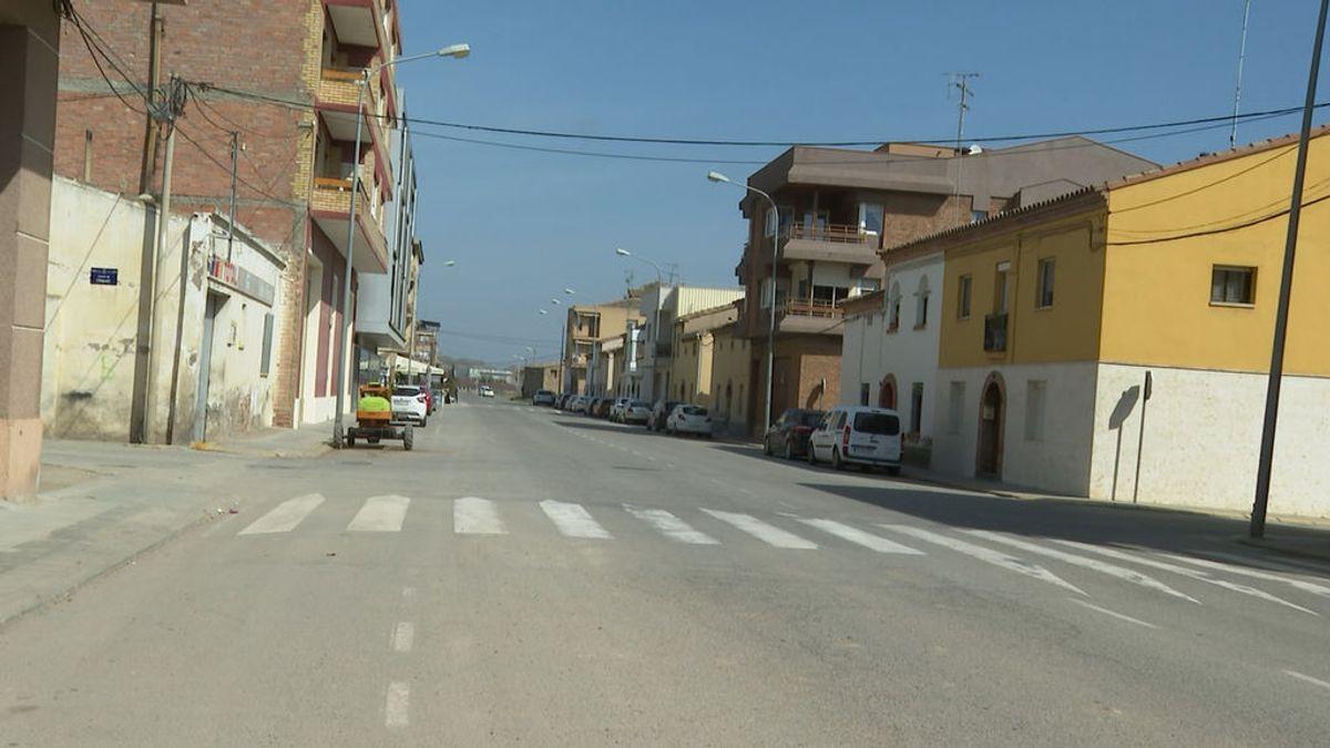 El pueblo leridano de Seròs pide a sus vecinos confinarse: su riesgo de rebrote roza los 9.000 puntos