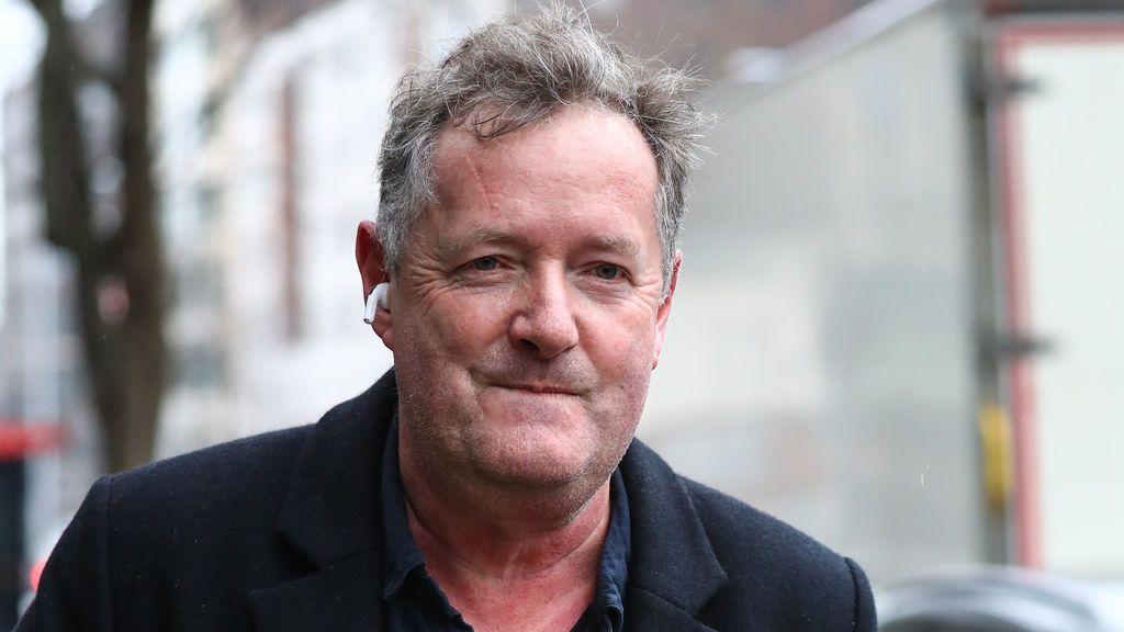 Piers Morgan habla tras su dimisión por las críticas a Meghan Markle