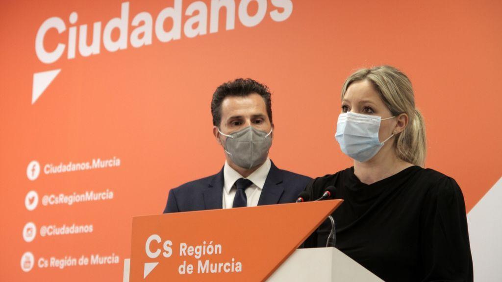 Ana Martínez Vidal será la nueva presidenta de Murcia tras 26 años de hegemonía del Partido Popular