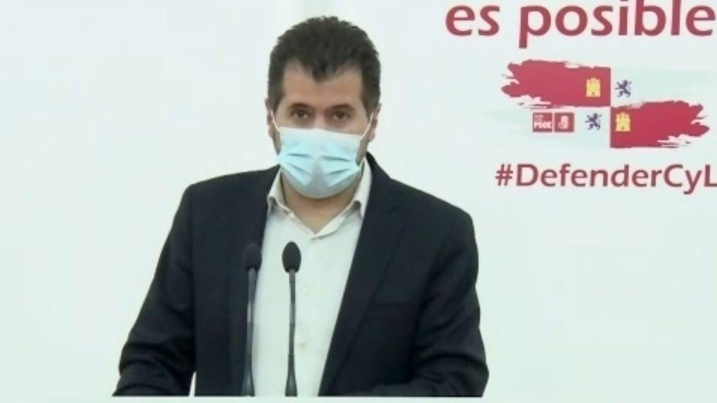 El PSOE se anticipa a que Mañueco repita la estrategia de Ayuso y presenta moción contra el gobierno PP-C's