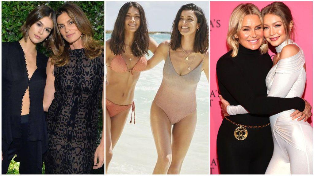 Kaia Gerber, Lucía Rivera Romero y otras hijas de modelos que han heredado la belleza de sus madres: así es su carrera encima de las pasarelas.