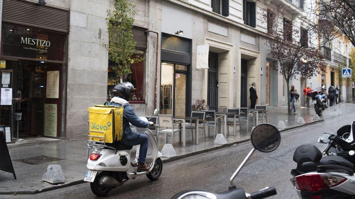 """Acuerdo entre Gobierno y agentes sociales en la ley de los 'riders"""": las plataformas informarán a los sindicatos sobre sus algoritmos"""
