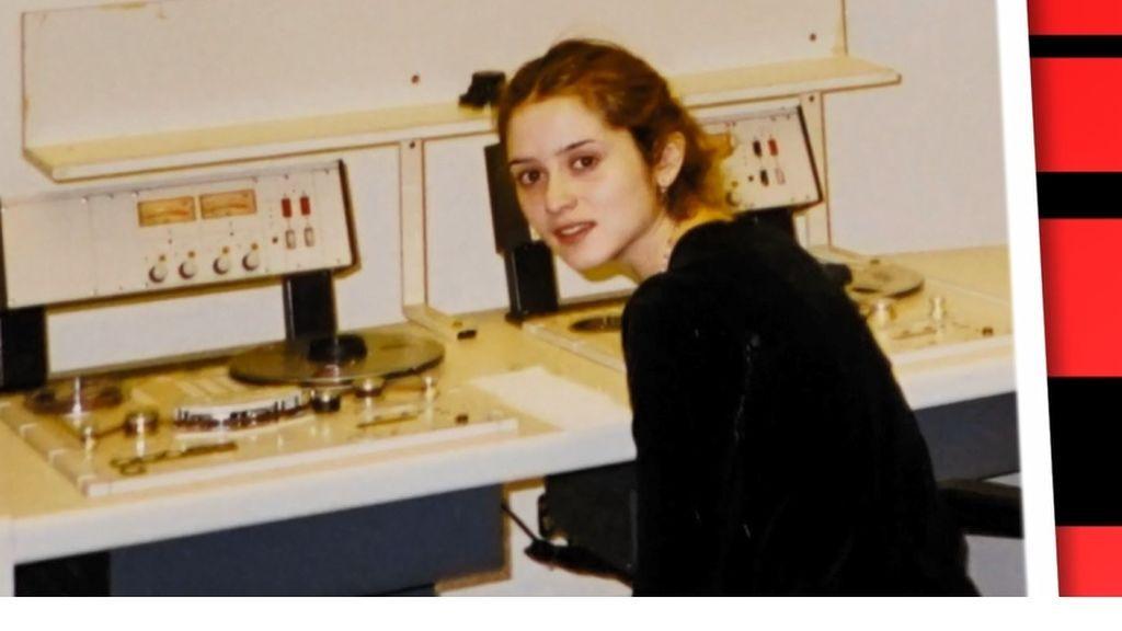 Isabel Díaz Ayuso, en la emisora de radio de la universidad