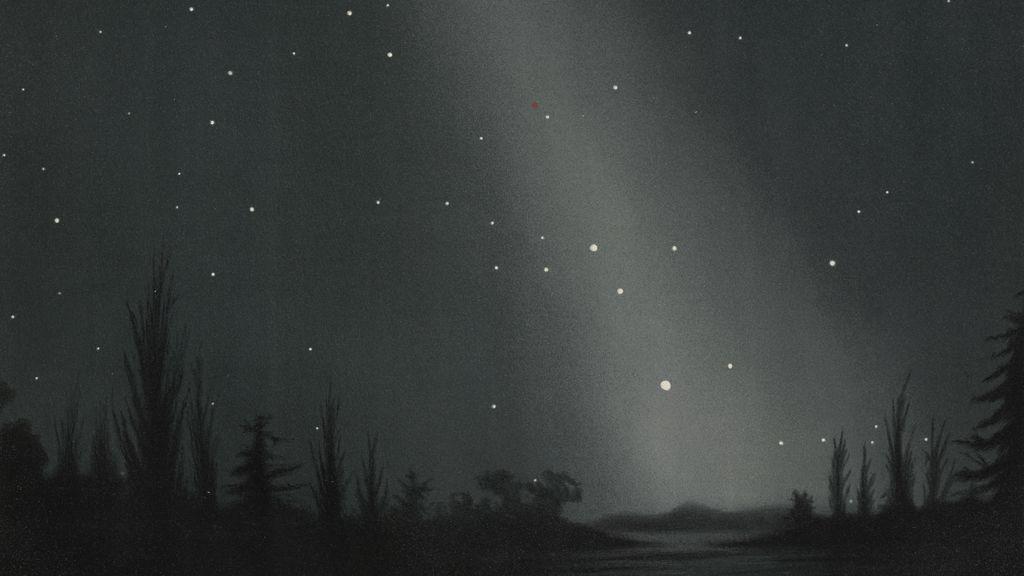 No es por el polvo de cometas: Marte es responsable de la luz zodiacal, descubre un estudio