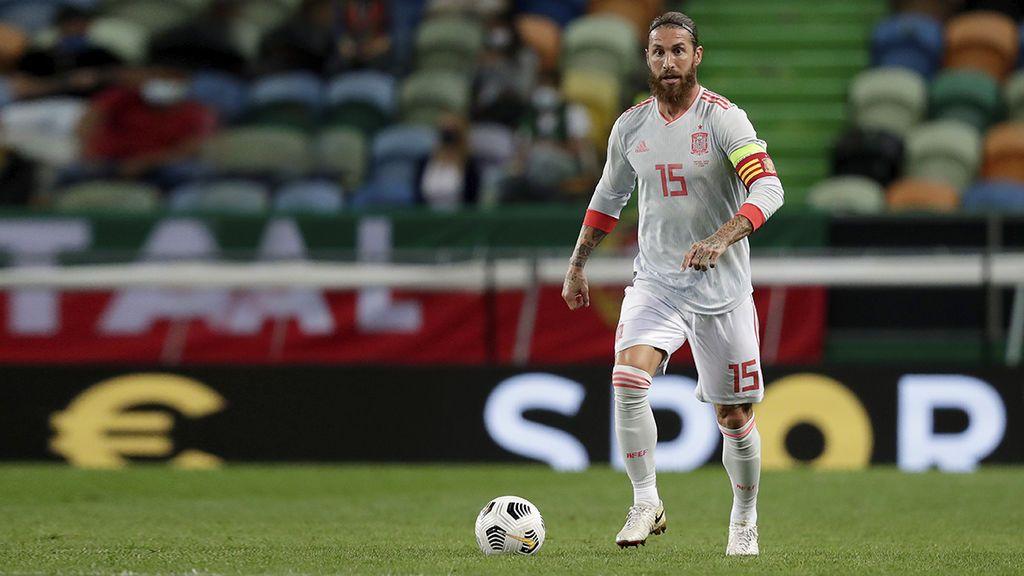 Los jugadores centenarios que estarán en la Eurocopa: el internacional Sergio Ramos en el top de la lista