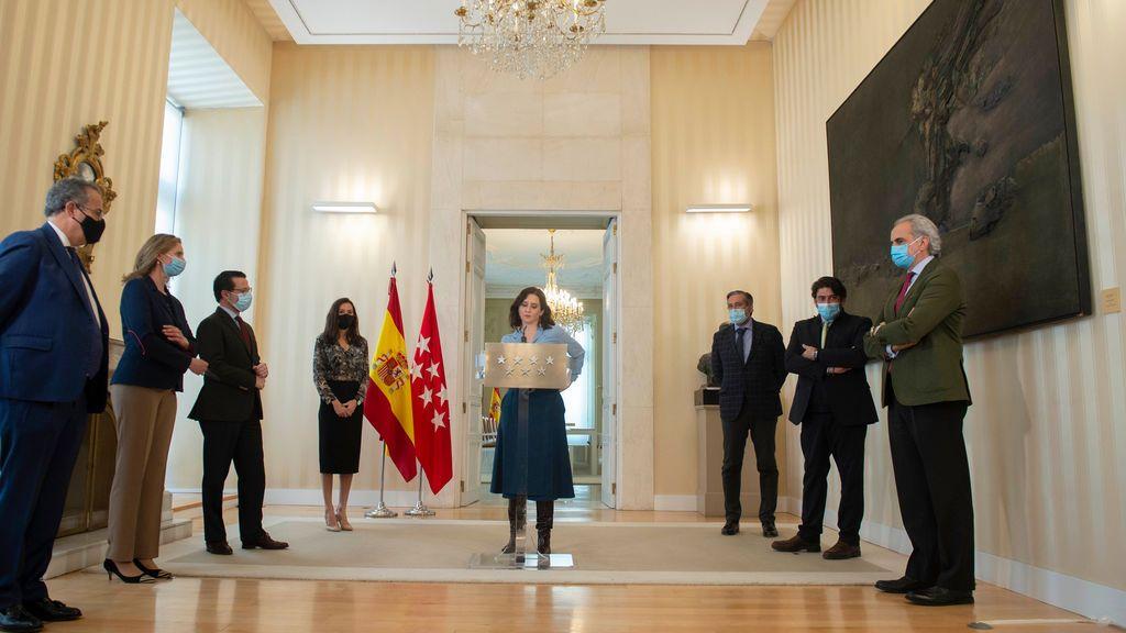 Madrid, entre la convocatoria de elecciones y la moción de censura: una carrera contrarreloj y  un mar de dudas