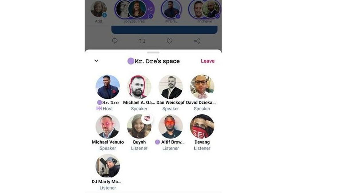 Qué es Twitter Spaces, las salas de audio chat al estilo Clubhouse, que funcionarán a partir de abril