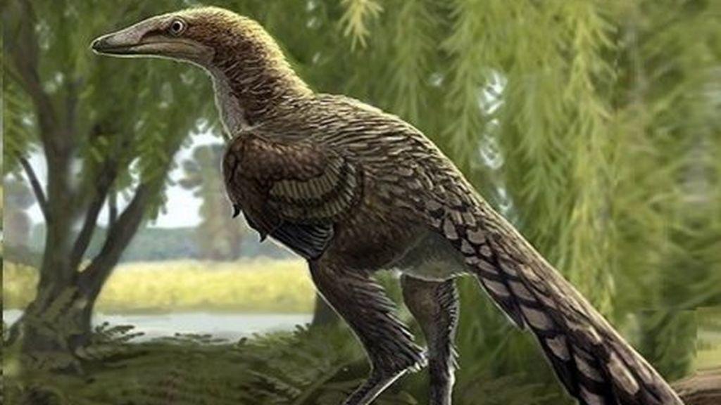 Hallan en España una criatura desconocida que vivió entre los dinosaurios en el Cretácico