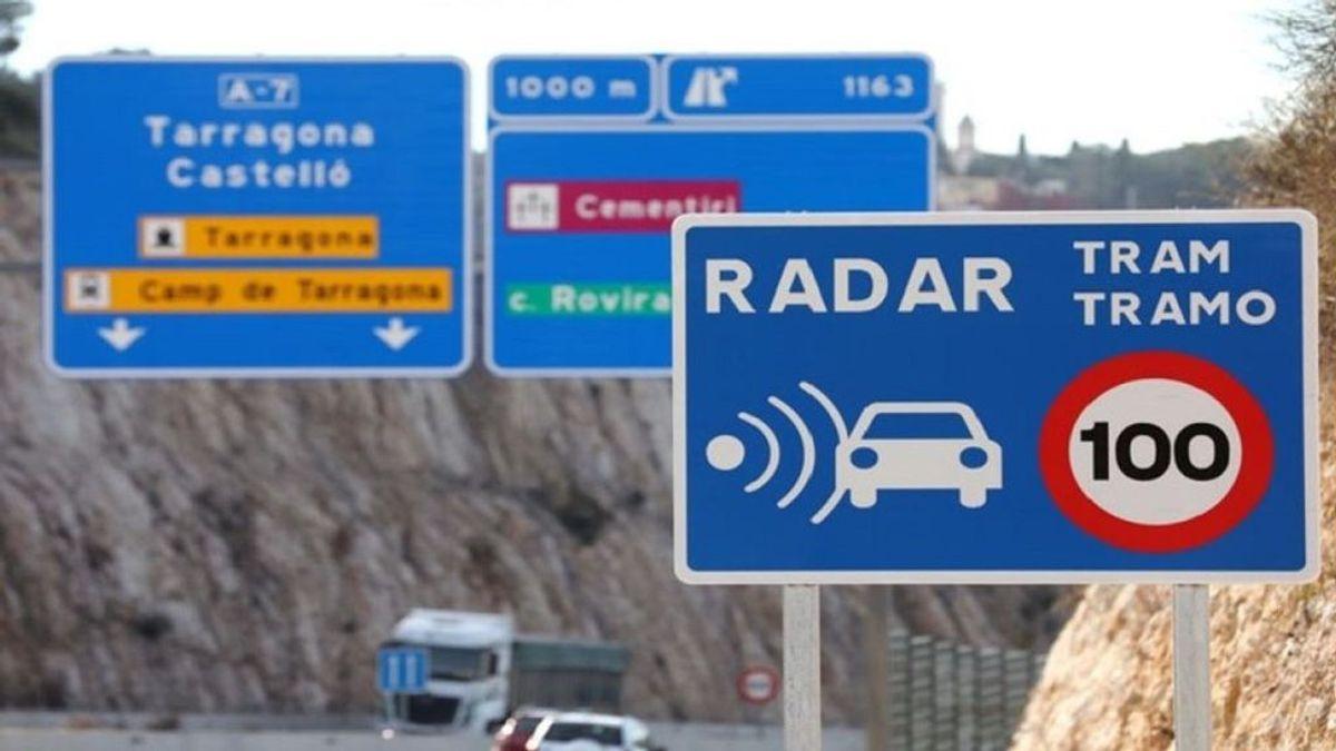 Radares de tramo: qué son y por qué la DGT va a instalar 45 nuevos en 2021