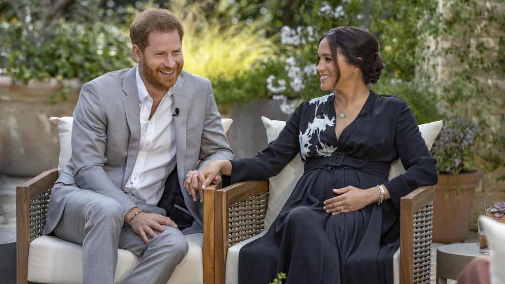 Harry y Meghan entrevista