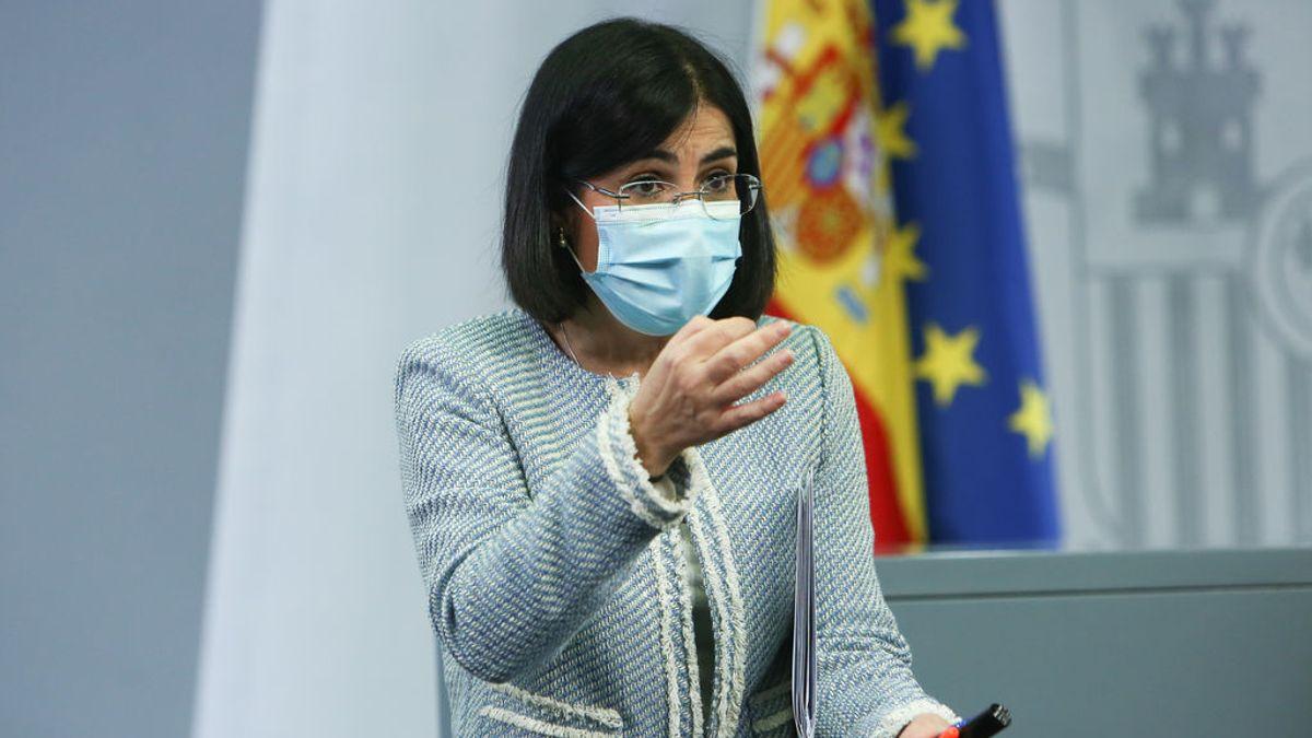 Sanidad advierte a Madrid de que el Gobierno podría ir a los tribunales si no cumple el cierre perimetral