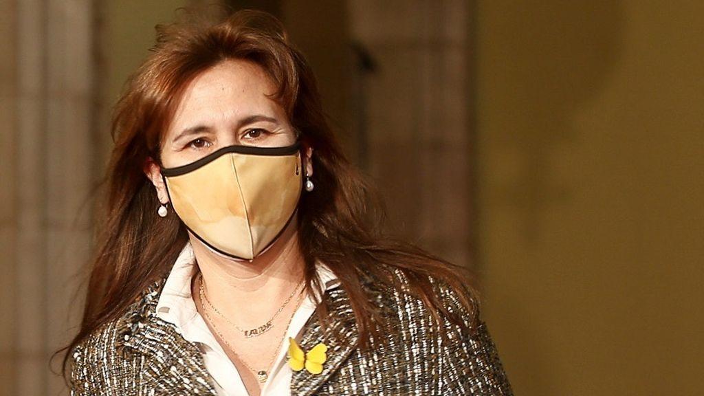 Laura Borràs, Junts, acepta presidir el Parlamento de Cataluña