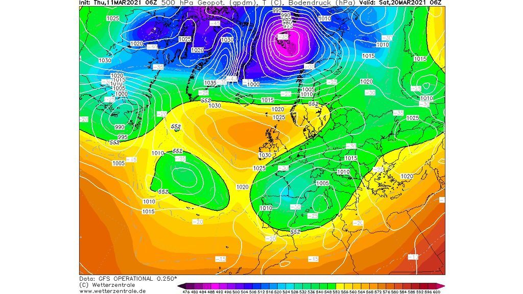 gfs-500hpa