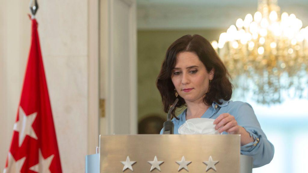 La Asamblea de Madrid recurrirá el decreto de convocatoria electoral de Ayuso