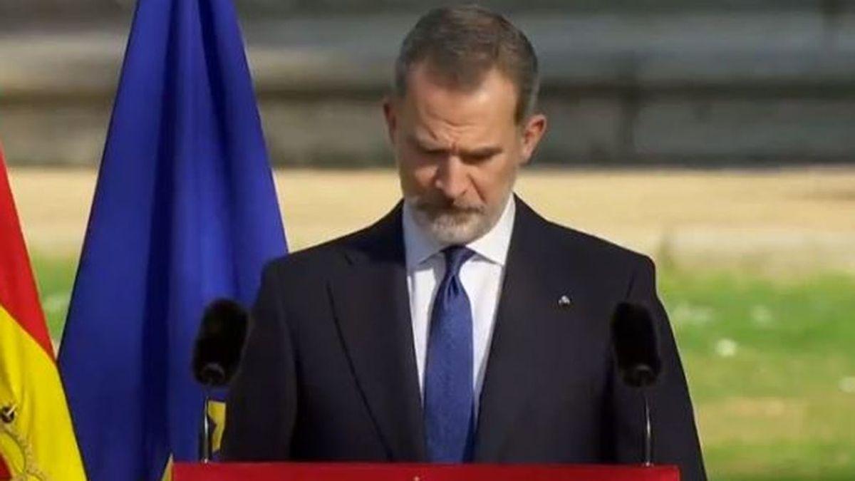 Últimas noticias | Los reyes presiden el homenaje a las víctimas del Terrorismo en el Palacio Real