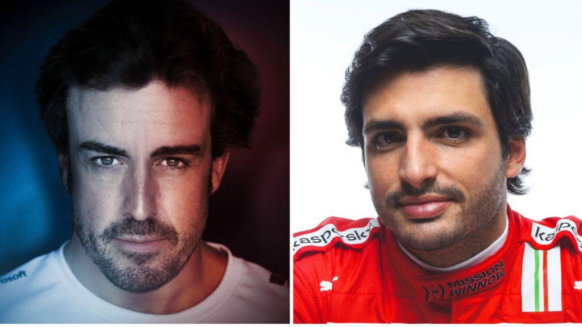 El calendario de Fernando Alonso y Carlos Sainz en los test de pretemporada de Baréin