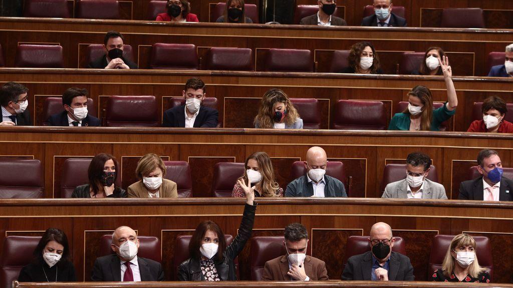 El Congreso aprueba que el CPGJ no pueda hacer nombramientos  mientras esté en funciones