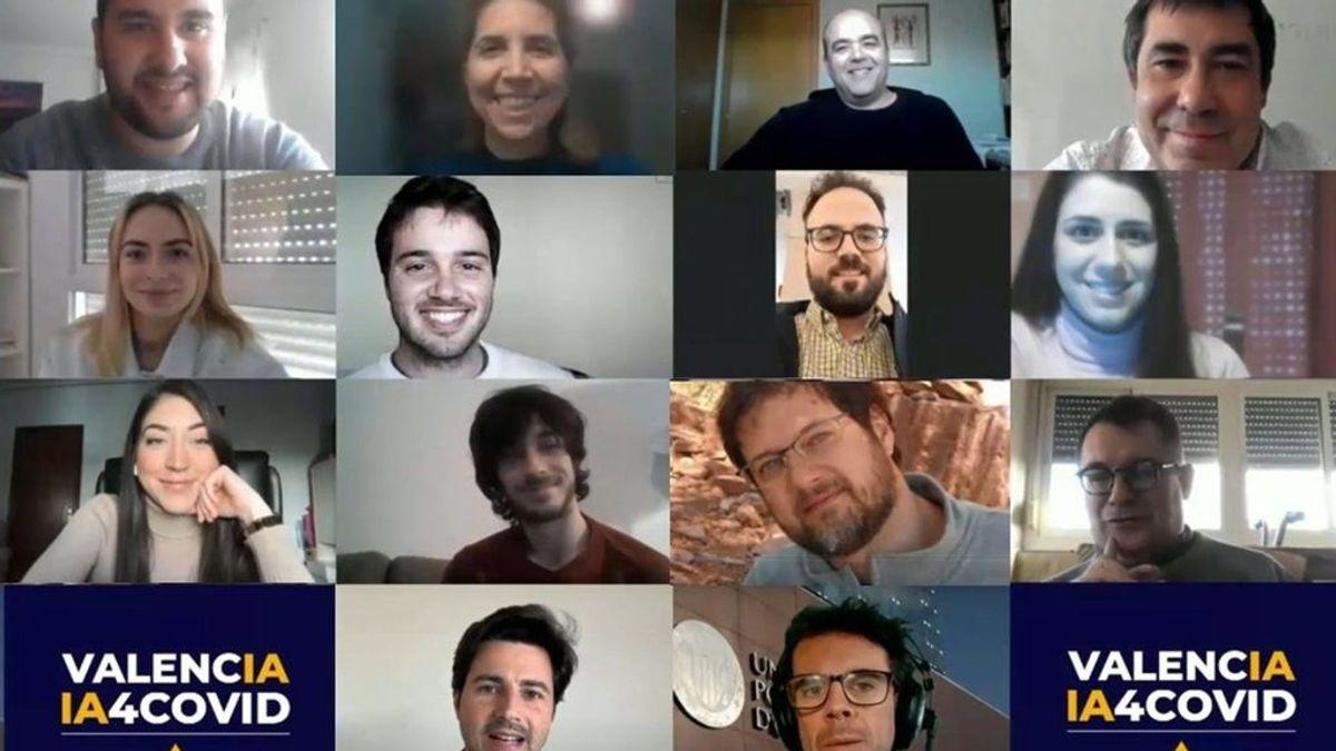 """'VALENCIA IA4COVID19', el equipo español que ha logrado el primer premio en el desafío """"Respuesta a la pandemia"""" de la organización XPRIZE"""