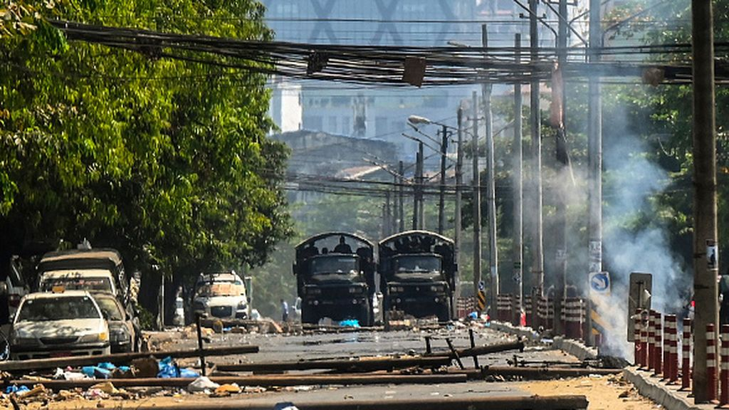 La represión en Birmania deja al me nos 67 fallecidos según la ONU