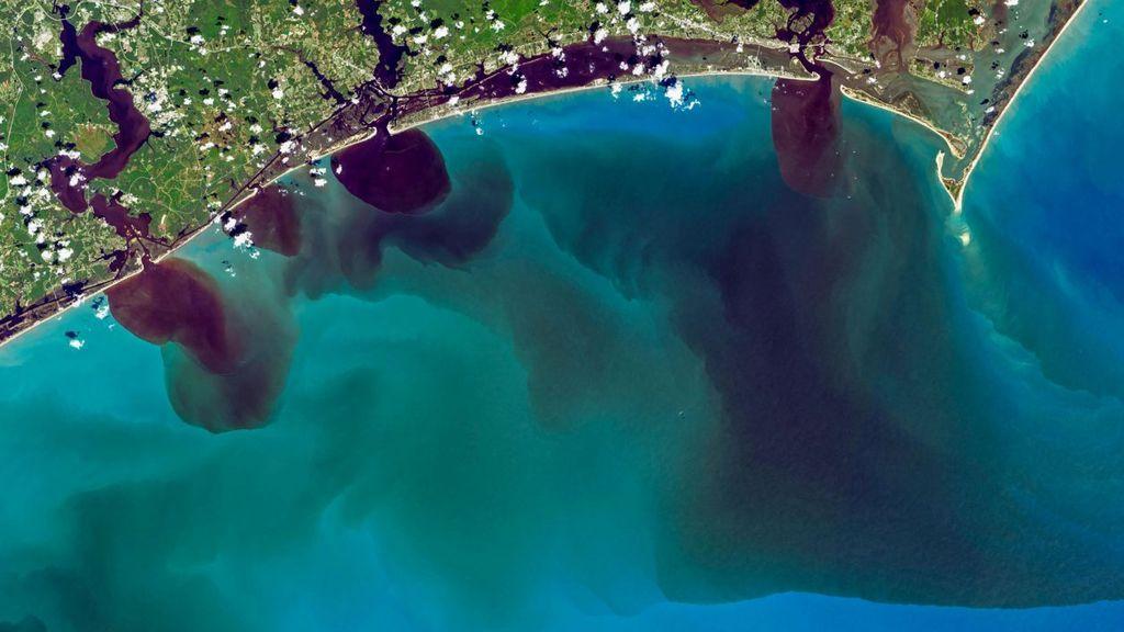 El oscurecimiento costero, la peligrosa amenaza medioambiental que pasa desapercibida