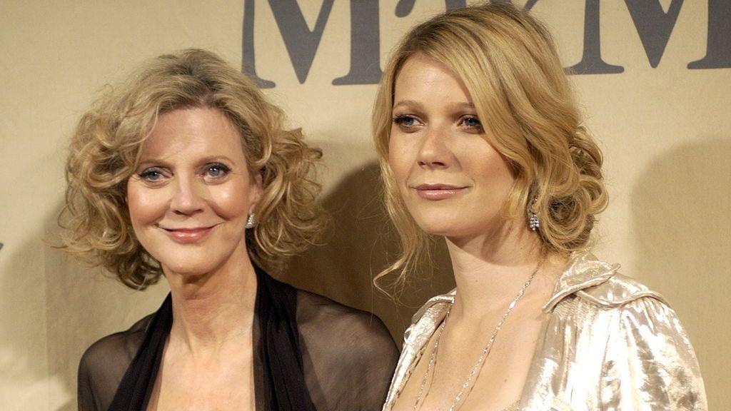 La madre de Gwyneth Paltrow también es una actriz de éxito de Hollywood.