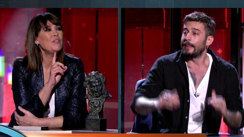 Debate de Roma Gallardo y Mabel Lozano