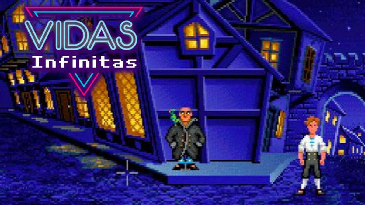 Vidas Infinitas #7: videojuegos retro