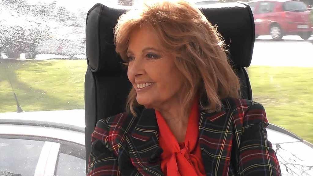 María Teresa Campos vuelve dando titulares: habla de feminismo, opina sobre Hasél, habla de su afecto por Rajoy y de su trato con el presdiente