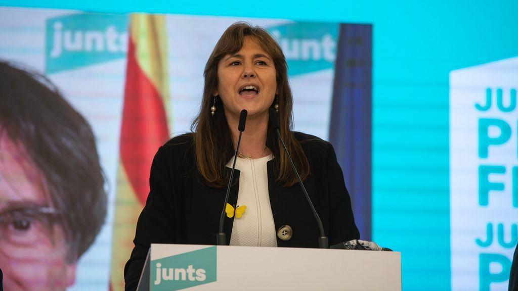Junts presidirá el Parlament y la CUP tendrá la vicepresidencia de la Mesa