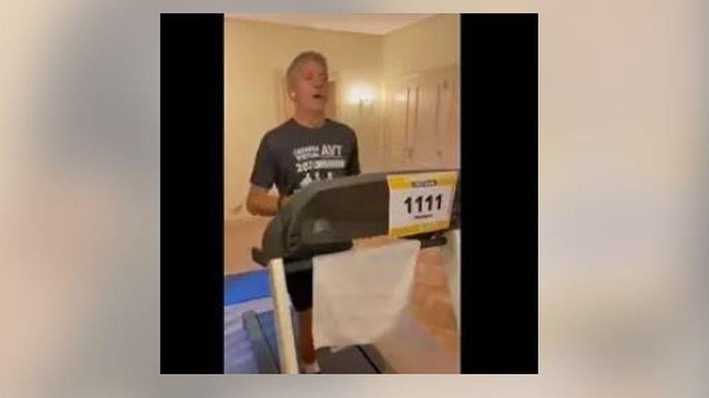 Polémica por una cinta de correr de 2.800 euros para Marlaska