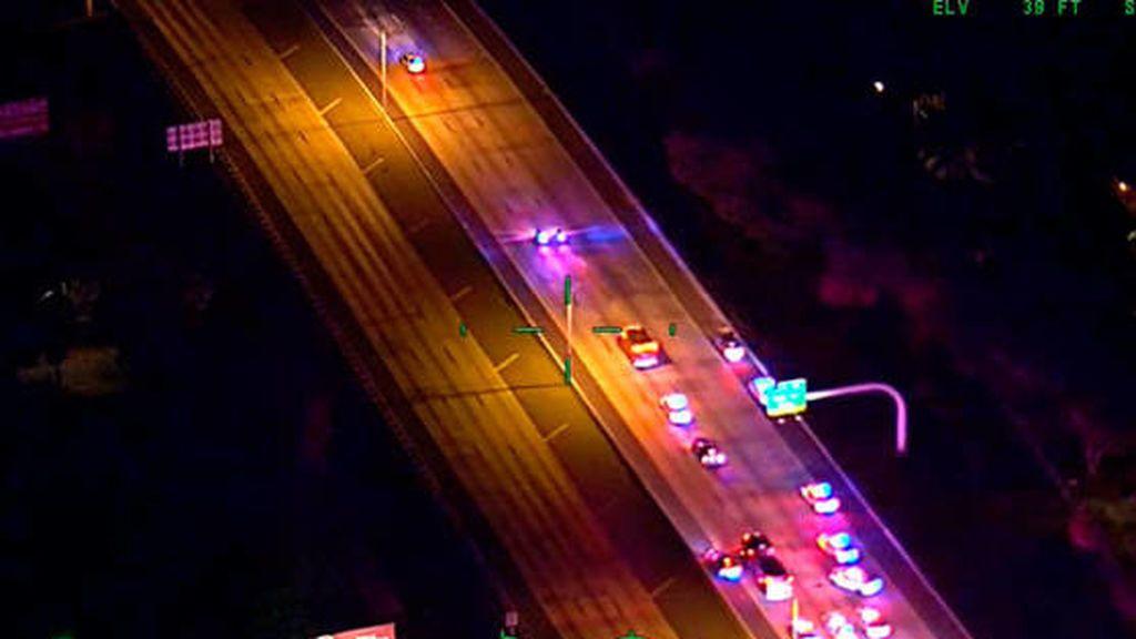 Un policíase convierte en un héroe: murió evitando un accidente y salvando la vida de varios conductores
