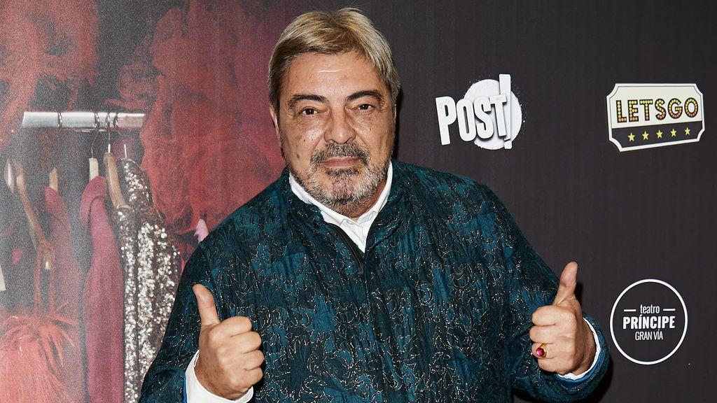 Antonio Canales, en foto de archivo