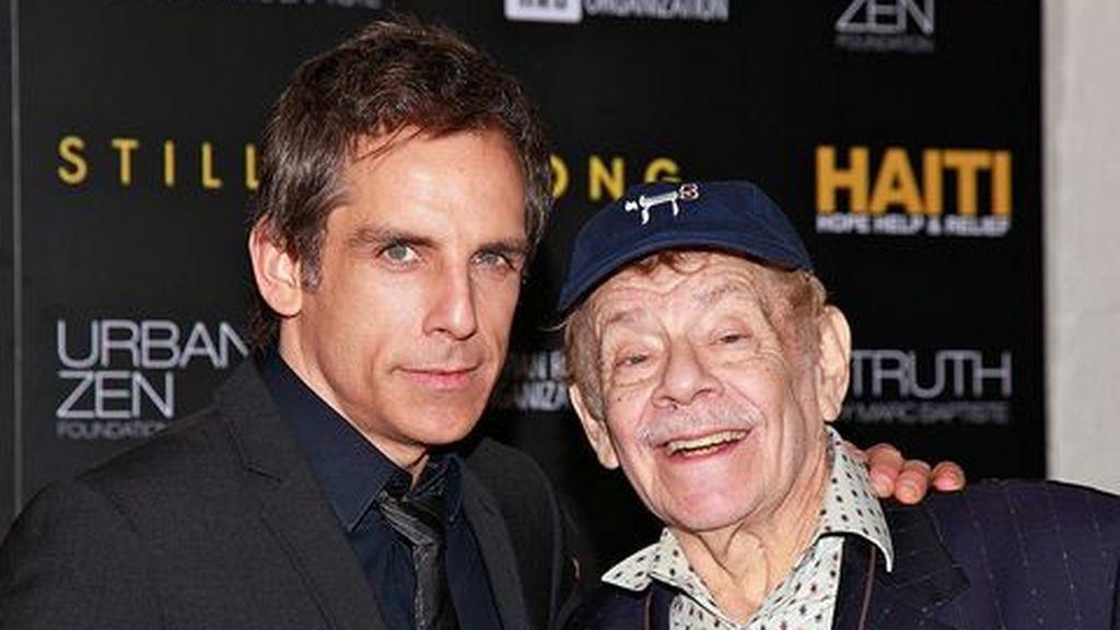 El padre de Ben Stiller también ha aparecido en películas y series de Hollywood.