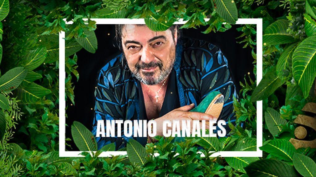 Antonio Canales, rumbo a Supervivientes 2021
