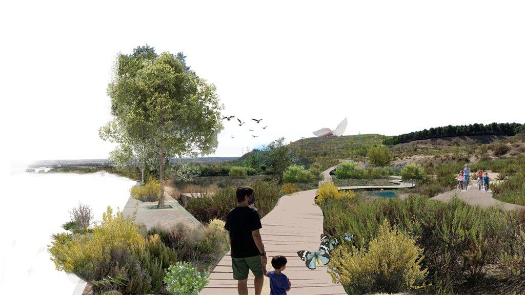 Proyecto Efecto Mariposa, zona noreste Madrid