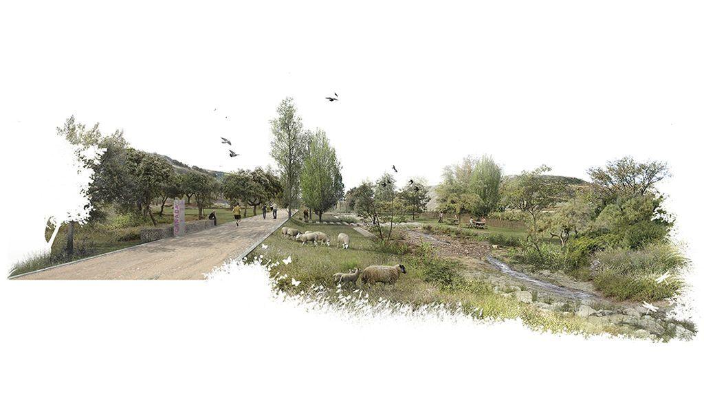 Imagen del proyecto 'Manantial Sur'