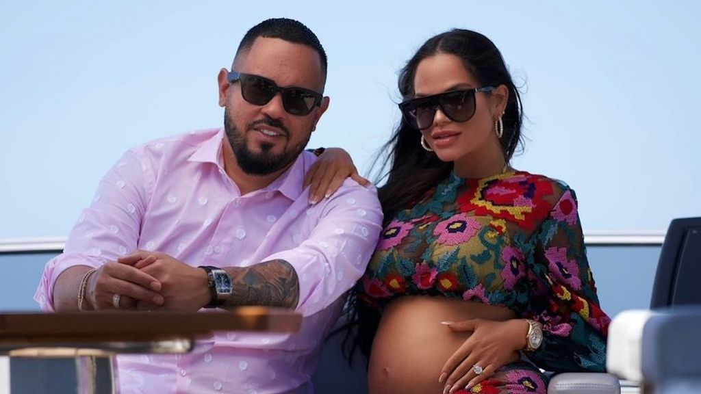 Con piscina de mármol y embarcadero: así es la nueva mansión de Natti Natasha y su novio en Miami