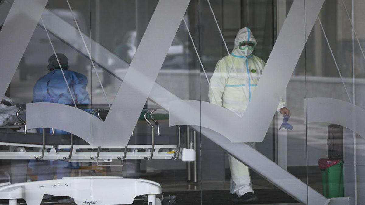 Andalucía suma más de 1.000 casos por segundo día seguido, 37 muertes y la tasa se mantiene en 121
