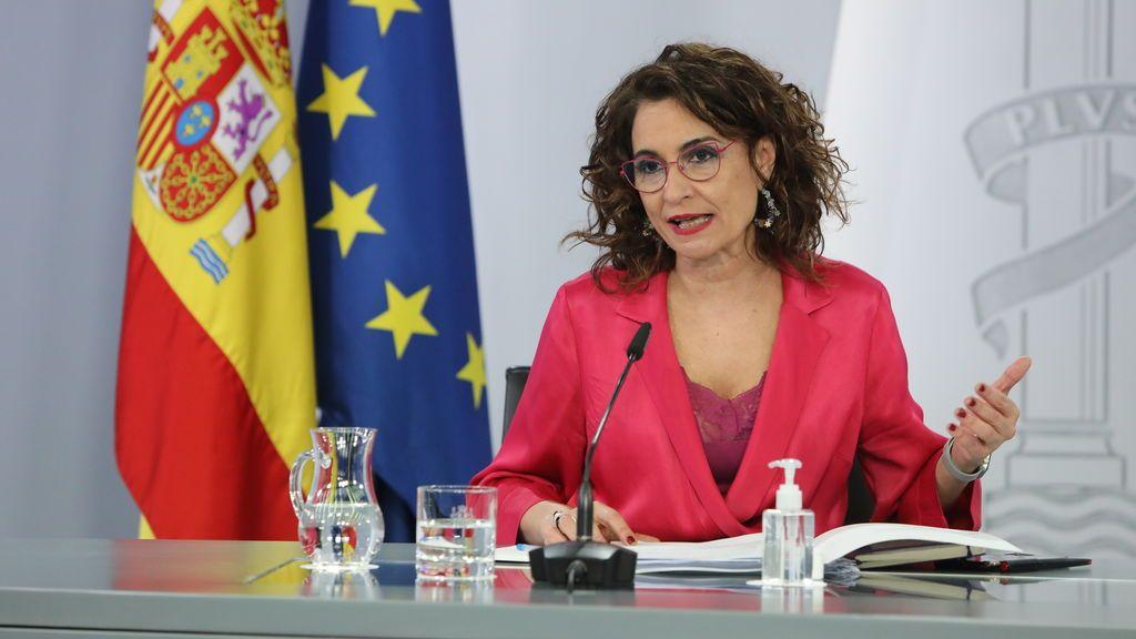 """María Jesús Montero: """"Es prematuro hablar de transfuguismo en Murcia"""""""