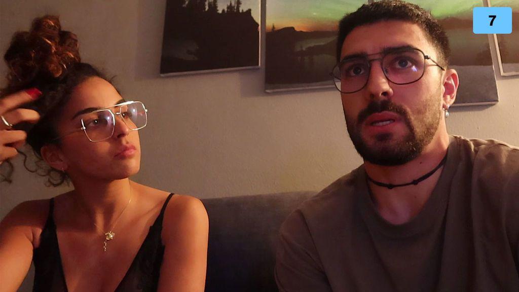 Zoe quiere tener un hijo y acaba llorando tras conocer la reacción de Josué (2/2)