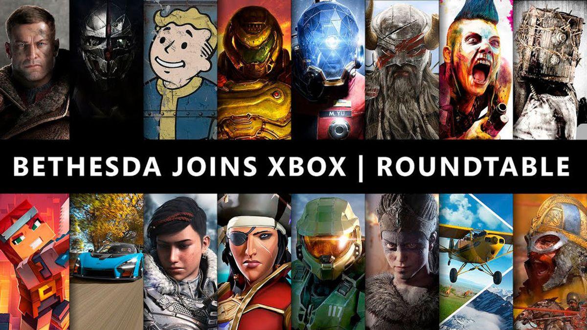 Xbox Game Pass incorpora hoy 20 juegos icónicos de Bethesda