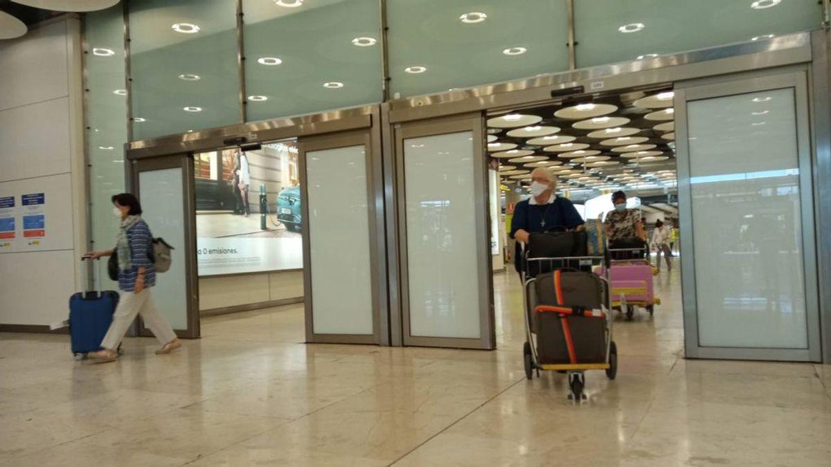 El aeropuerto de Madrid continuará abierto en el Puente de San José y Semana Santa