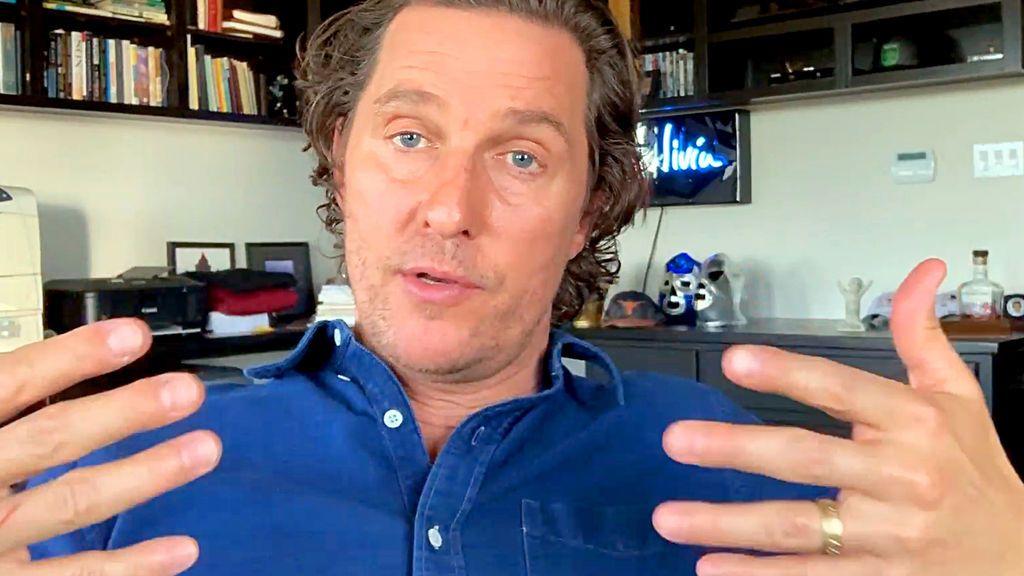 Matthew McConaughey podría ser la siguiente estrella de Hollywood en saltar a la política