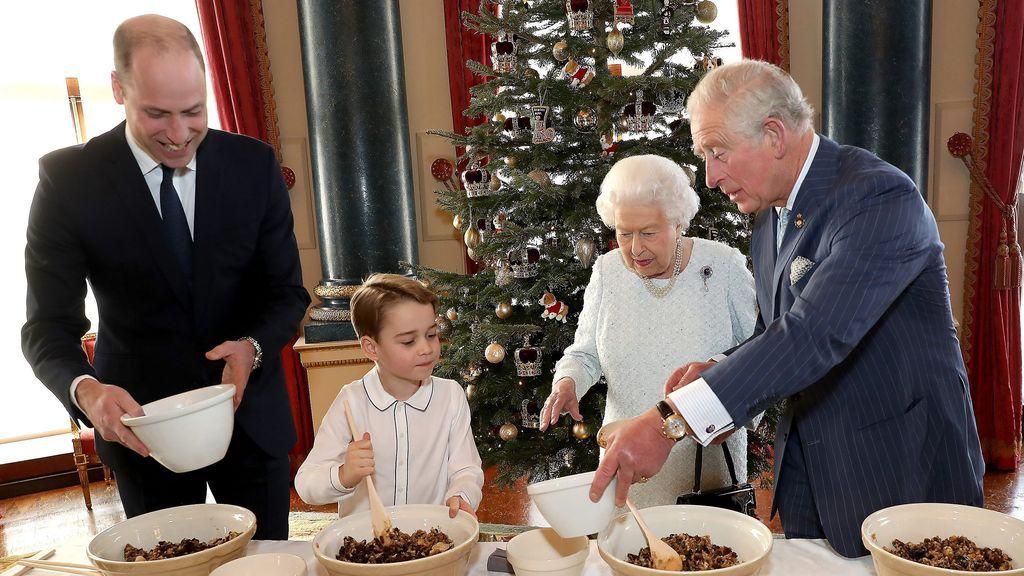 Ya son tres las generaciones listas para reinar en Inglaterra