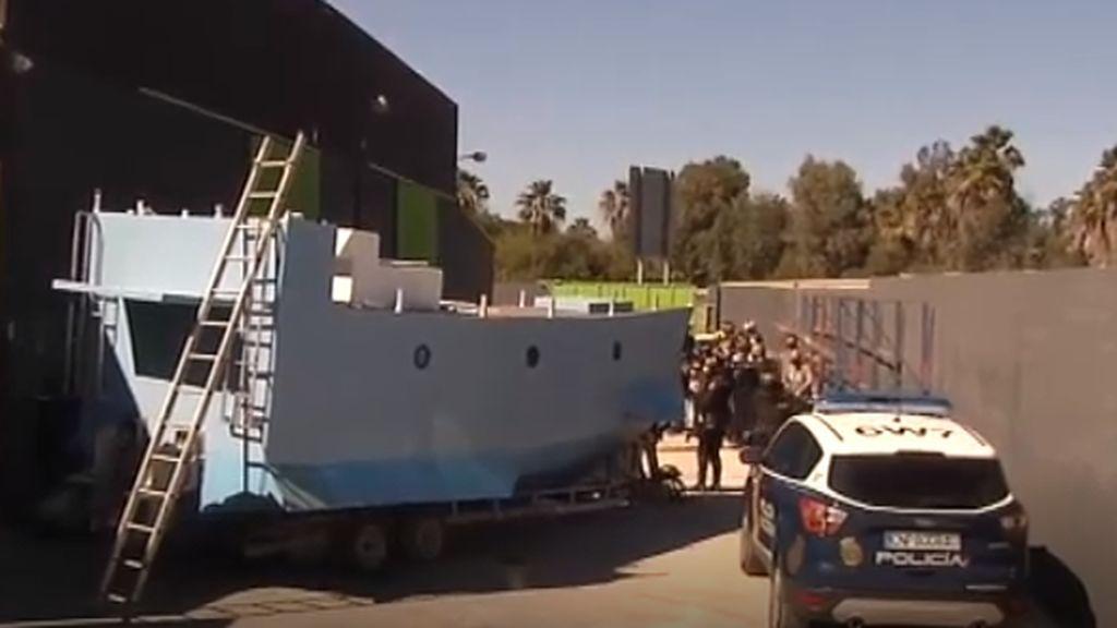 Submarinos para aguardar la coca, la nueva moda de los narcos