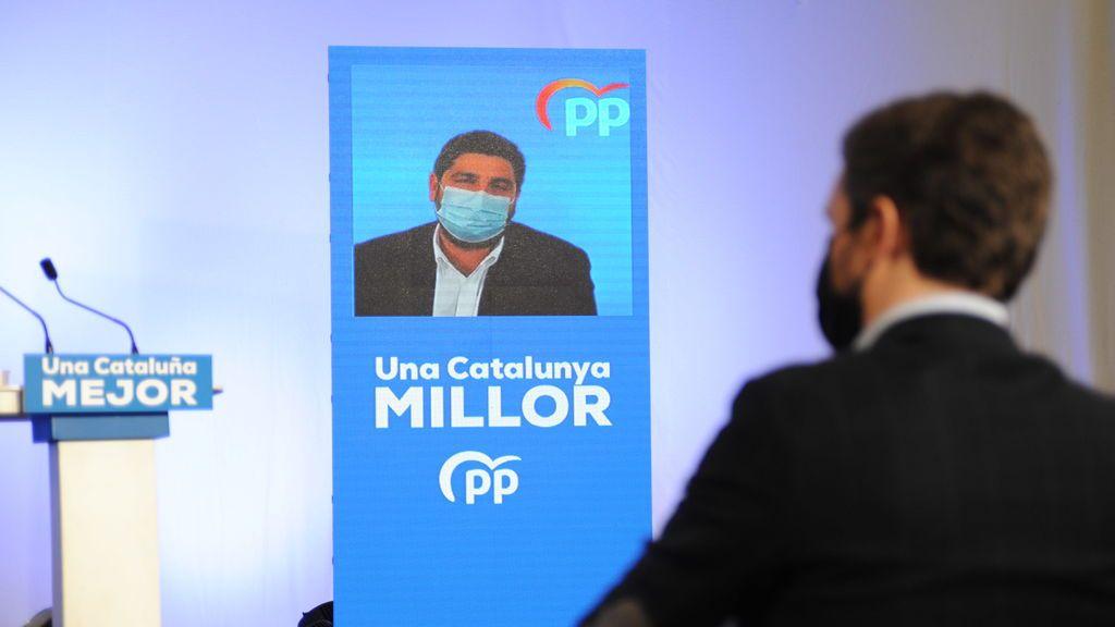 El PP cortocircuita la moción de censura en Murcia, consigue el apoyo de tres de los seis diputados de Ciudadanos